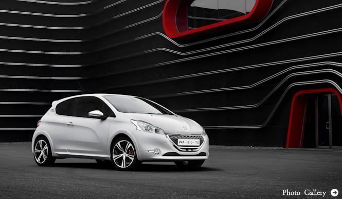 パリモーターショーでプジョー208 GTiを初公開|Peugeot