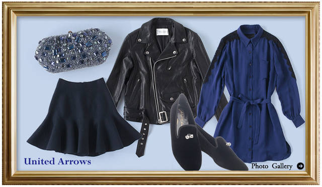 UNITED ARROWS|バイヤー中島英恵さんが薦める「2012-13秋冬コートとスタイリングのポイント」
