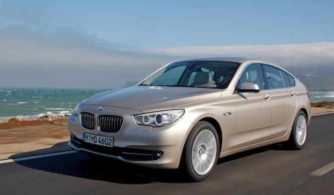 BMWグランツーリズモに新型V8エンジン BMW