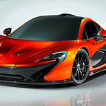 マクラーレンのコンセプトモデル「P1」登場|McLaren
