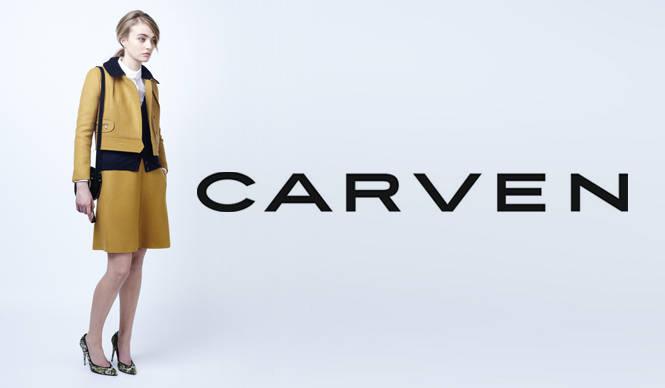 CARVEN|豊富なアイテム、カラー、サイズを誇るオンラインストアをオープン!