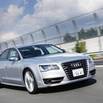 アウディS8に試乗|Audi