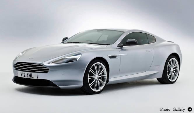 アストンマーティン、新型DB9をパリモーターショーに出展|Aston Martin
