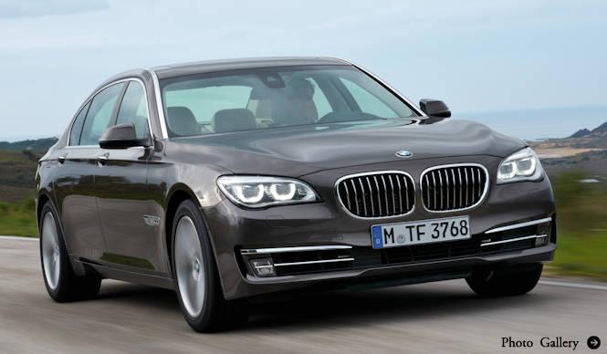 マイナーチェンジを受けた「7シリーズ」が日本発売|BMW