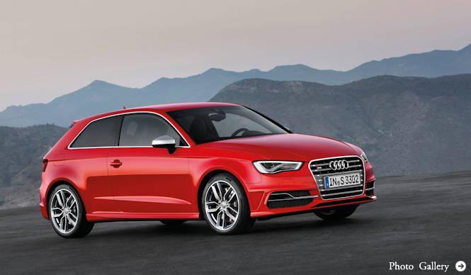 A3シリーズの頂点を極める新型S3|Audi