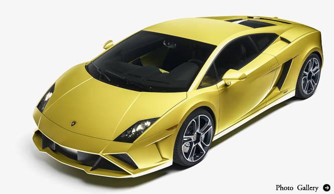 新意匠をまとったベイビーランボ|Lamborghini