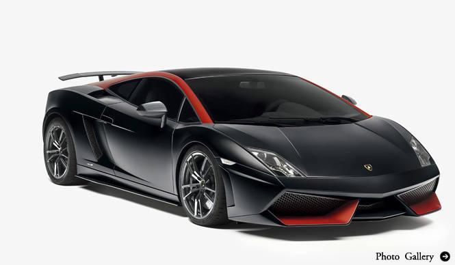 より軽やかにより鮮やかに、ガヤルドのニューモデル|Lamborghini