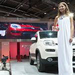 フィアット500L、パンダ4x4などをパリモーターショーに出展|Fiat
