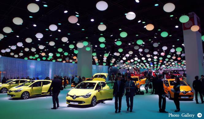 パリ現地リポート Renault