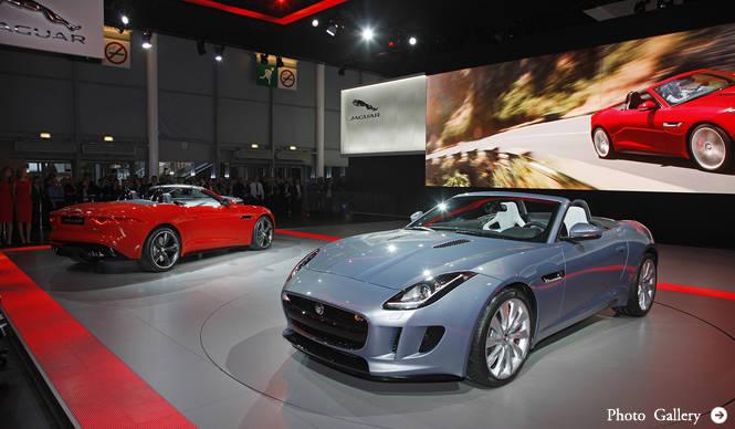 パリ現地リポート|Jaguar