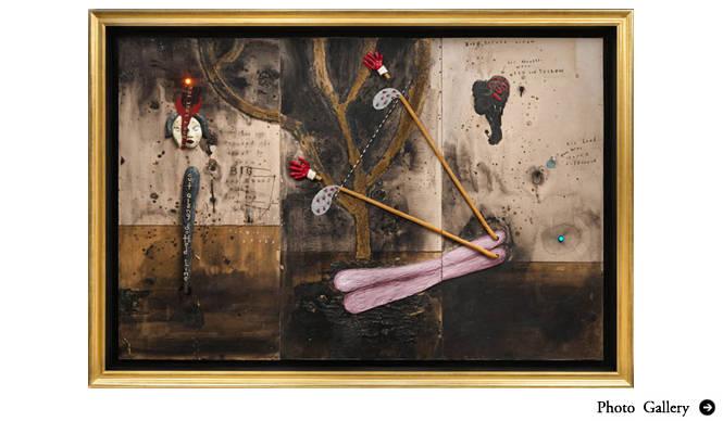 ART|「デヴィッド・リンチ展~暴力と静寂に棲むカオス」
