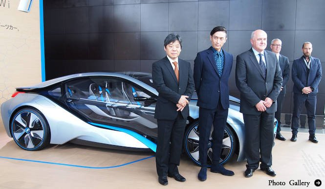 BMW i. BORN ELECTRIC TOUR.開催|BMW