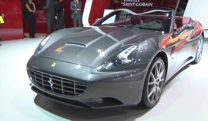 次期エンツォに採用する新型シャシーの動画を公開 Ferrari