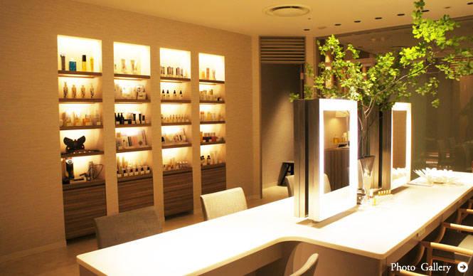 uka|伊勢丹新宿店本館地下2階にサロン「BeautyApothecary spa by uka」オープン