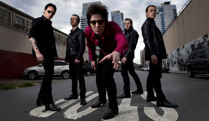 MUSIC|英国発の人気ロックバンド、ザ・ジム・ジョーンズ・レビューが初来日