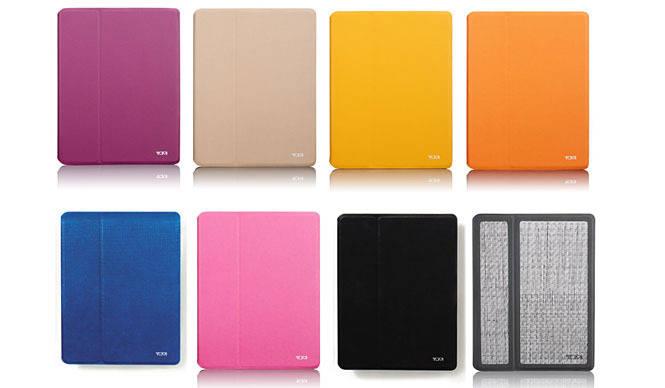 TUMI|プレゼントにも最適な7色揃ったトゥミのアイパッドケース