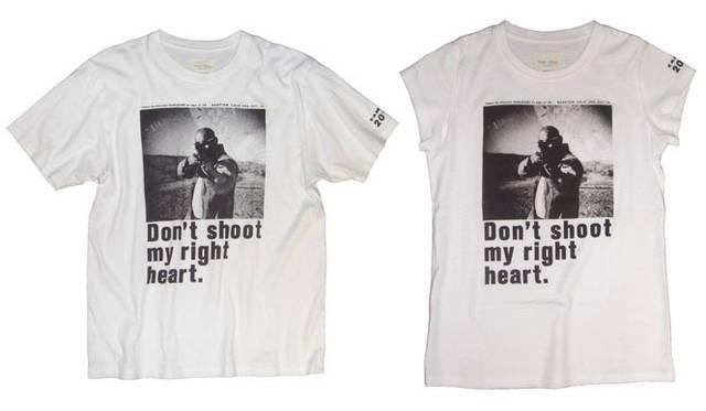 VIRI-DARI deserta|操上和美写真展記念コラボレーションTシャツ完成