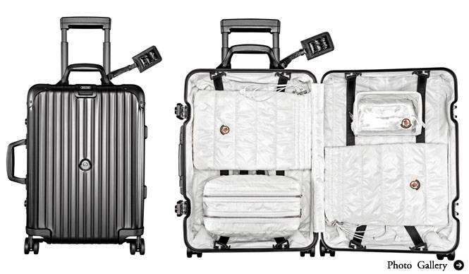 MONCLER|ファン垂涎のスーツケース「RIMOWA & MONCLER」今年もリリース決定