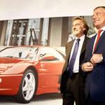 ピニンファリーナ秘蔵のフェラーリ展|Ferrari