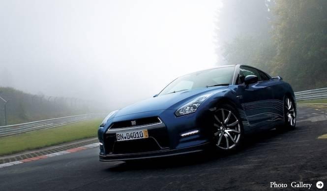日産「GT-R」に2013年モデル登場|NISSAN