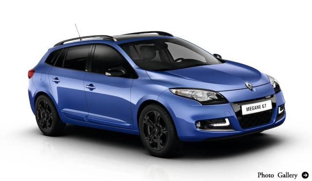 ルノー メガーヌ エステートに、限定モデルが登場|Renault