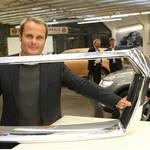 アウディのフロントグリル Audi