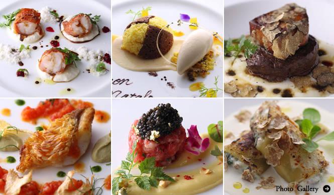 EAT|ロマンティックなクリスマスコースが登場|アルマーニ / リストランテ