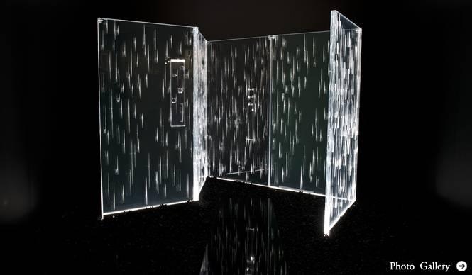 RADO|世界的建築家・隈研吾による移動可能なモバイル・ブティックが森美術館に登場