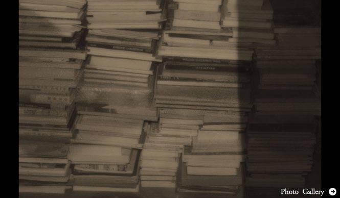 ART|インスタントフィルムによるモノクロ写真たち 森山大道『white and vinegar』展