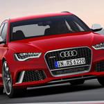 アウディ RS6 アバント登場|Audi