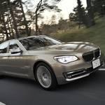 BMW 7シリーズに試乗|BMW