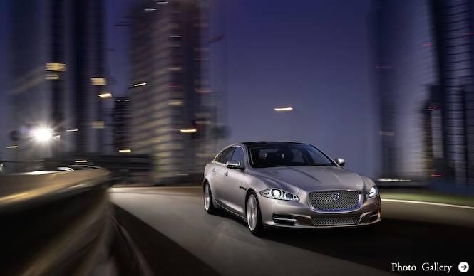 ジャガー 2013年モデルのXJ、XFの仕様と価格を発表|Jaguar