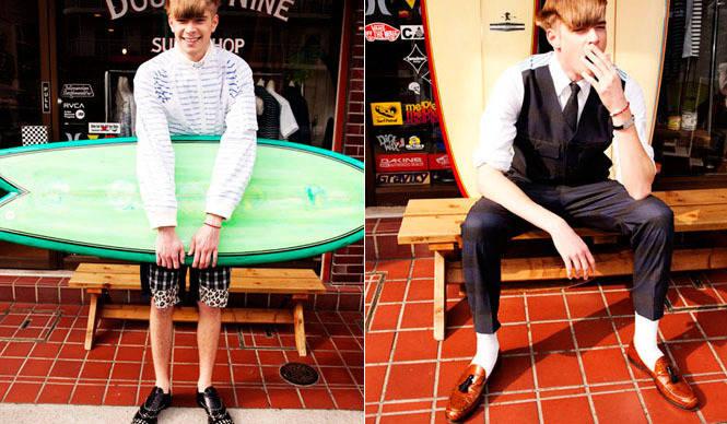 Numero Uno|注目のドメスティックメンズブランド「ヌメロ ウーノ」2013春夏コレクション