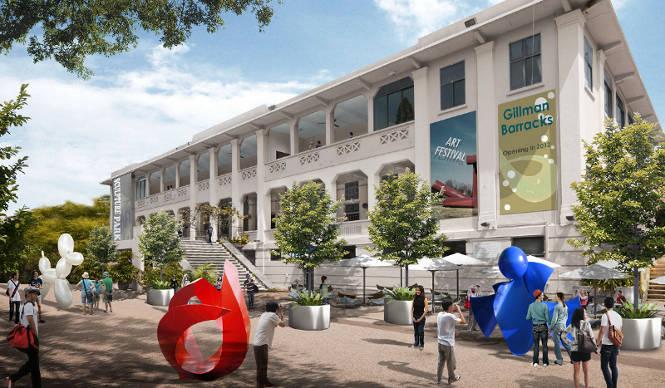 ART 世界が注目するシンガポールの現代アート地区「ギルマン・バラックス」とは?