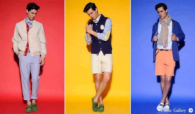 Vicomte A.|フランスの子爵が手がけるブランド「ヴィコント アー」2013春夏コレクション