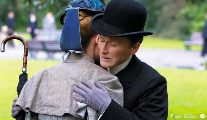 グレン・クローズが女優人生をかけて製作『アルバート氏の人生』 MOVIE