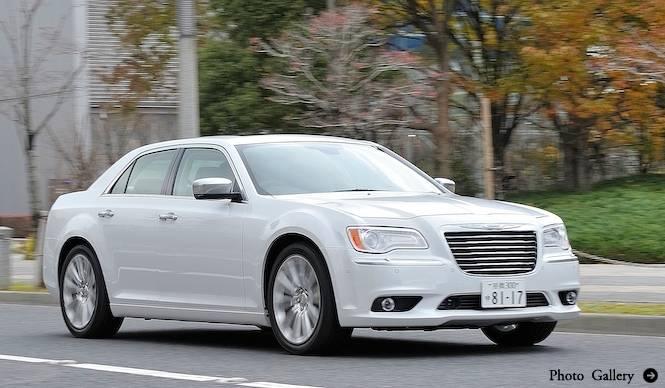 クライスラー 300に試乗|Chrysler