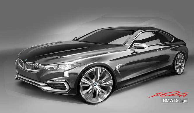 BMW デトロイトでの出展概要を発表 BMW