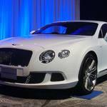 コンチネンタルGTスピード発表!|Bentley