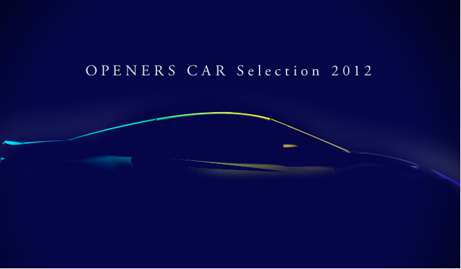 OPENERS CAR Selection 2012