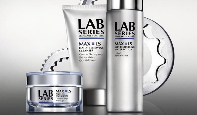 ARAMIS LAB SERIES│アラミス ラボ シリーズの最高峰「マックス LS」洗顔料と化粧水が新発売