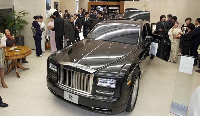 世界限定40台のアール・デコ コレクションが上陸|Rolls-Royce