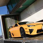F Sportの原点 レクサスLFA Nurburgring Package|Lexus