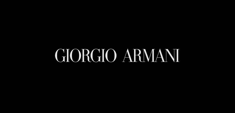 GIORGIO ARMANI スタイルの本質がここにある――ジョルジオ アルマーニの新世界