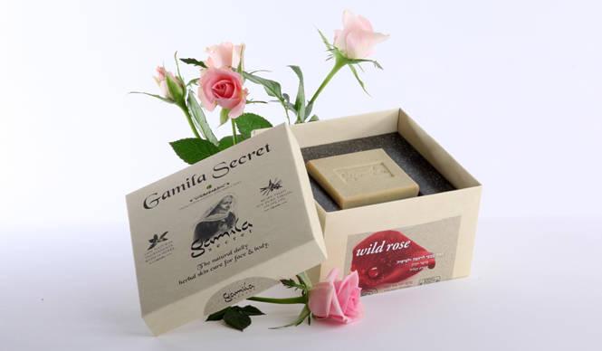 Gamila Seacret|希少な2種のローズの恵みがつまった限定ソープ「ガミラシークレット ワイルドローズ」