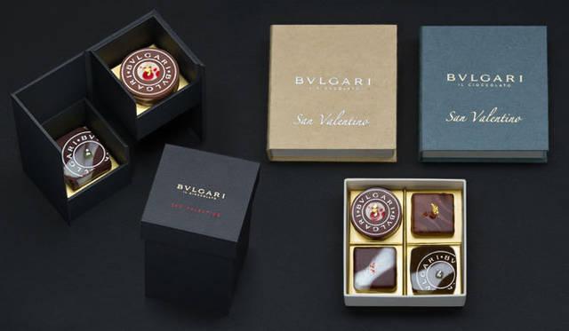 """BVLGARI 彼と彼女で愉しむ""""おいしい宝石"""" バレンタイン限定チョコレート登場"""