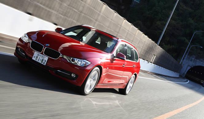 BMW 320d ブルーパフォーマンス ツーリングに試乗|BMW