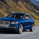 アウディSQ5のガソリンエンジンモデルを公開|Audi