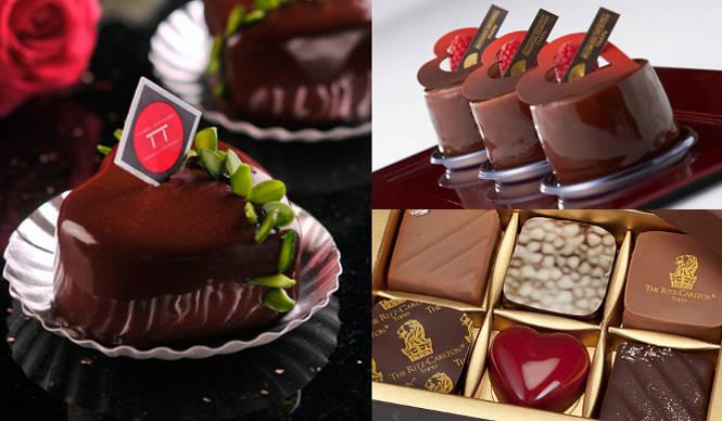 特集|美食家を唸らす、厳選6ホテルのバレンタイン