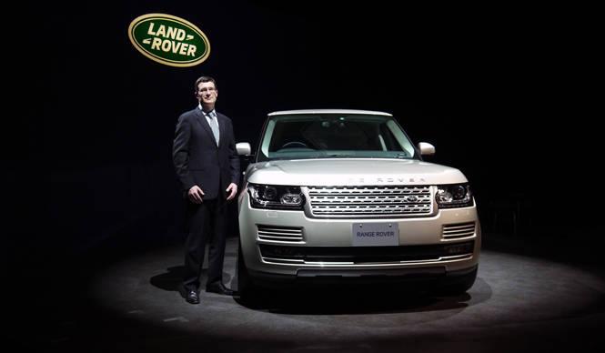 新型レンジローバー日本上陸|Range Rover